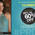 All Caché Stores are Closing, Huge Sale! #Prom