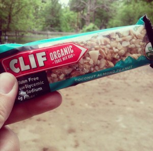 NEW CLIF Organic Trail Mix Bars are SUPER YUMMMMMMM!