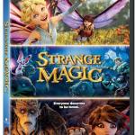Strange Magic on DVD May 19th! Activity Sheets!