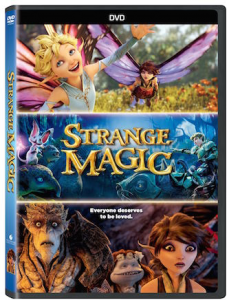 Strange Magic on DVD May 19th! Activity Sheets!