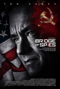 BRIDGE OF SPIES with Tom Hanks! #BridgeOfSpies