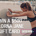 WIN THE ULTIMATE ACTIVE WARDROBE MAKEOVERS!