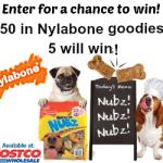 Nylabone Nubz $50 Giveaway