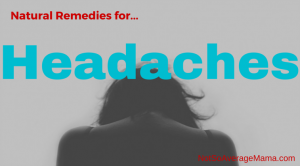 Natural Remedies For Headaches