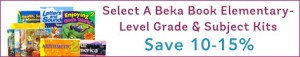 A Beka Book Kits on Sale!  Homeschool Sale!