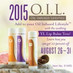 Young Living Lip Balm Collection SALE!!!