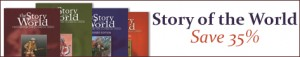Story of the World Sale! Homeschool Deal!