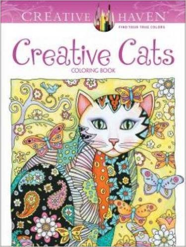 Amazon Description Cat Fanciers And Coloring Enthusiasts Will Be Enchanted With This Gallery Of Original Designs More Than 30 Full Page Portraits