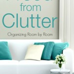 Cluter, Clutter, Clutter…I've Had It!