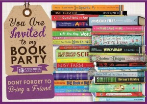You're Invited!  Usborne Books Facebook Party!