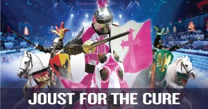 Joust for the Cure with Medieval Times