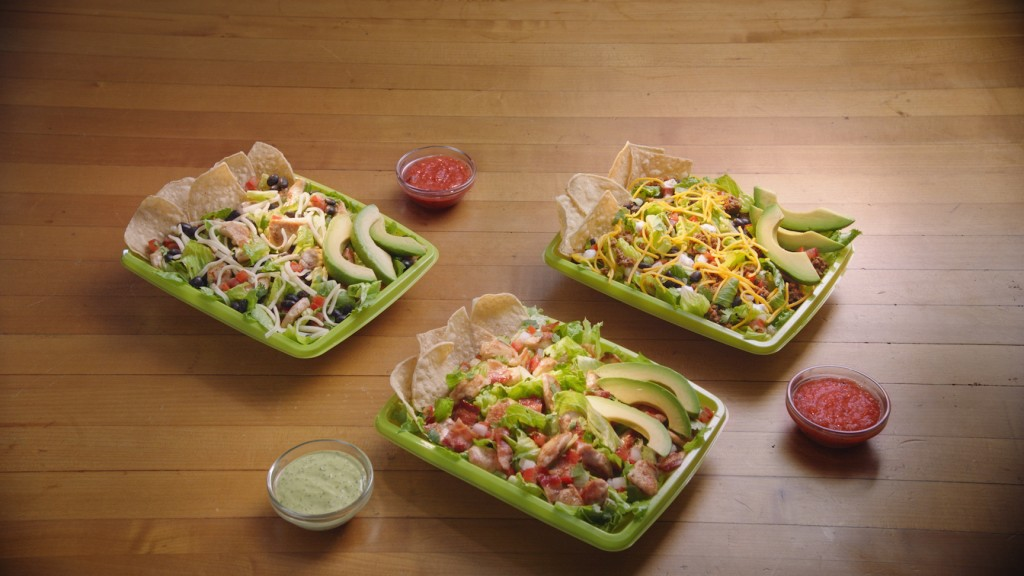 salad trio