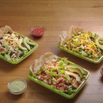 Handcrafted Ensaladas from Del Taco!  GC Giveaway!