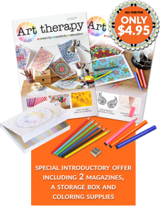 Art Therapy Subscriptions Make Perfect Last Minute Gifts!