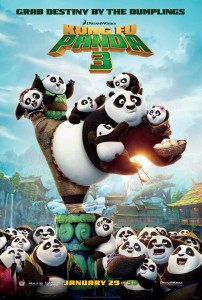 Kung Fu Panda 3, Yogurtland Giveaway!