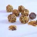 Homemade Granola Truffles Recipe