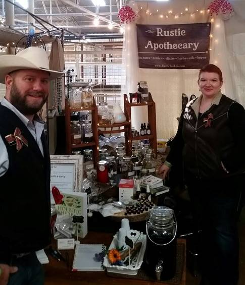 The Rustic Apothecary
