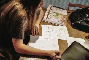 Helping Older Children With Their Homework