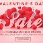 Shop Deals this Valentine's Day