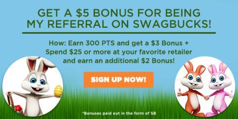 April referral bonus