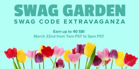 swag code extravaganza