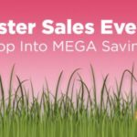 Spring Into Deals – Shopping