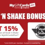 Steak 'N Shake Bonus Days