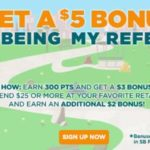 The May Referral Bonus – $5 per Referral