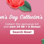 Mother's Day Collector's Bill