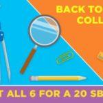 Back to School 2017 Collector's Bills