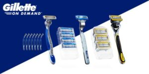 LIMITED TIME – Get $20 when you sign up for Gillette On Demand