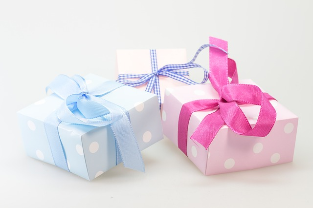 buy gifts