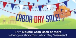 Swagbucks 2017 Labor Day Sale