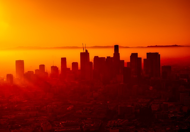Moving Around Los Angeles