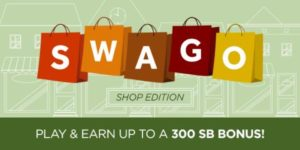 Swago: Shopping Edition Is Back!