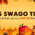 Get more free gift cards during November Swago with Spin & Win (US)