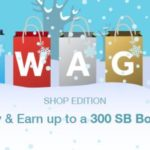 Swago: Holiday Shopping Edition Is Back! Swagbucks!