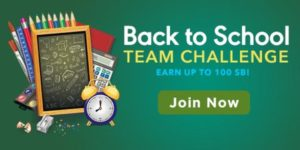 Earn Free Gift Cards during the Back to School Team Challenge – US
