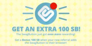 Get 300 bonus SB when you sign up for Swagbucks in April