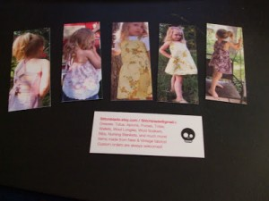 Yea for MOO CARDS~