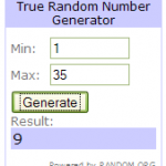 Winner Of The Spellquizzer Giveaway