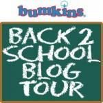 Bumkins Back To School Blog Tour
