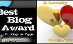 I Got a Best Blog Award!