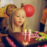 My Baby is 4!