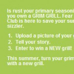 Sam's Club Grim Grill Contest!  You Could Win a New Grill!