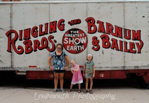 We Partied with Ringling Bros. and Barnum & Bailey Circus!