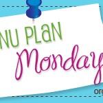 Menu Plan Monday, July 5th