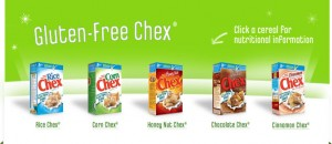 Chex Gluten Free and Giveaway!