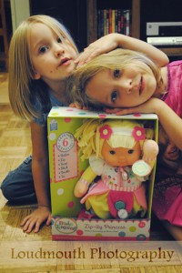 Zip-ity Princess Doll Review & Giveaway, Great Christmas Idea!