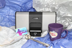 Nestlé Coffee-mate, iPod dock Giveaway!